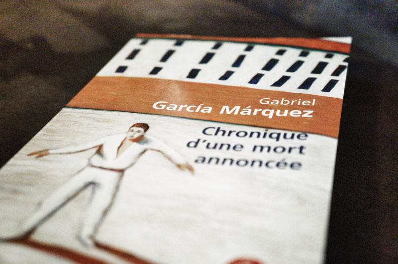 Chronique d'une mort annoncée de Gabriel Garcia Màrquez