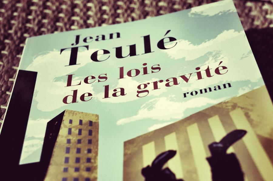 Les lois de la gravité de Jean Teulé