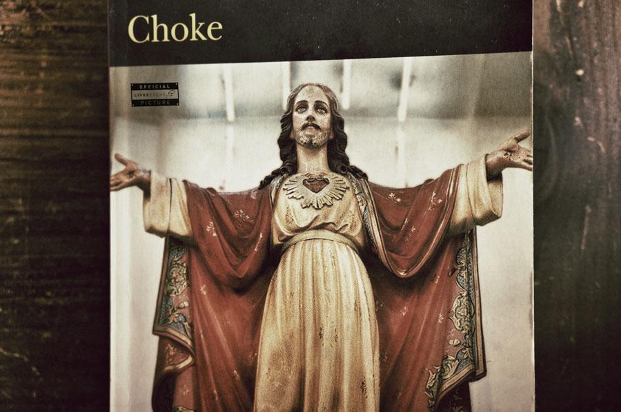 Choke de Chuck Palahniuk par livrepoche.fr