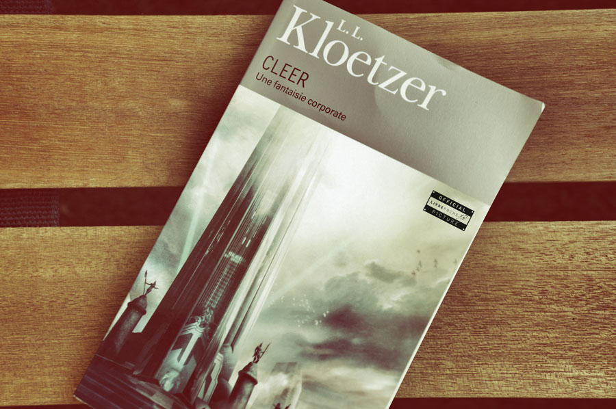 Cleer de L.L. Cloetzer par livrepoche.fr