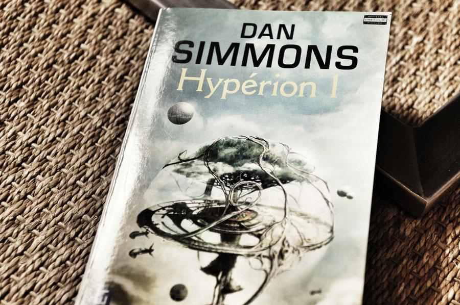 Hyperion 1 de Dan Simmons par Livrepoche.fr