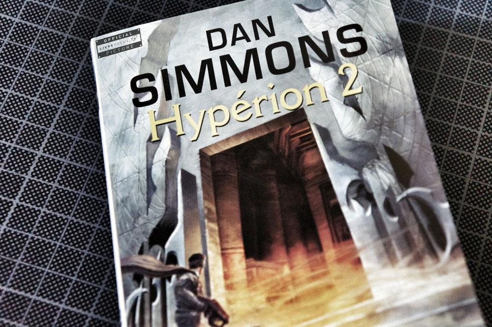 Hypérion 2 de Dan Simmons par Livrepoche.fr