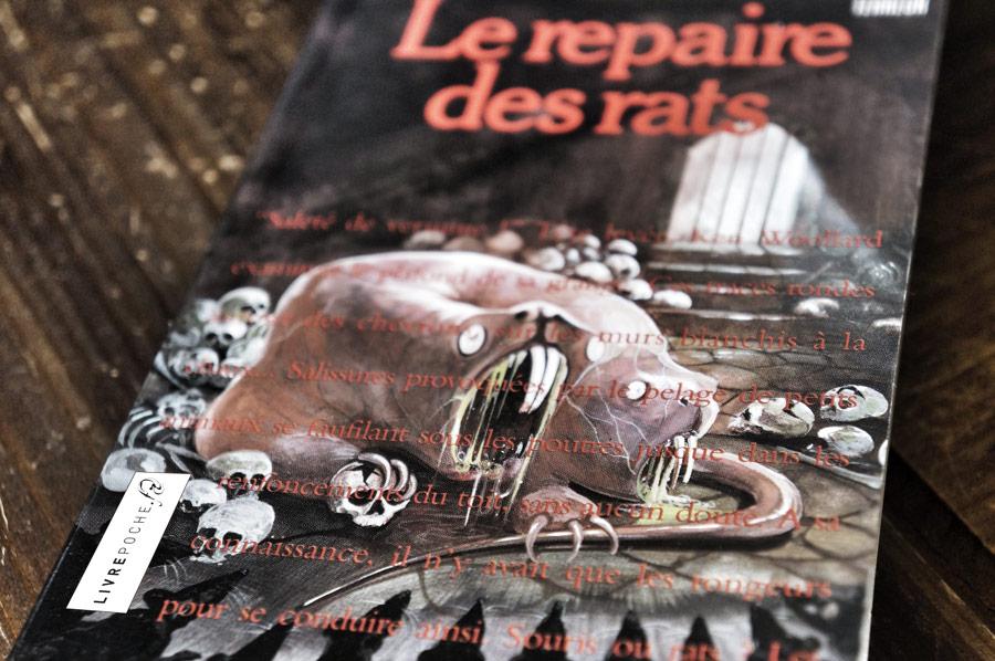 Le repaire des rats de James Herbert par Livrepoche.fr
