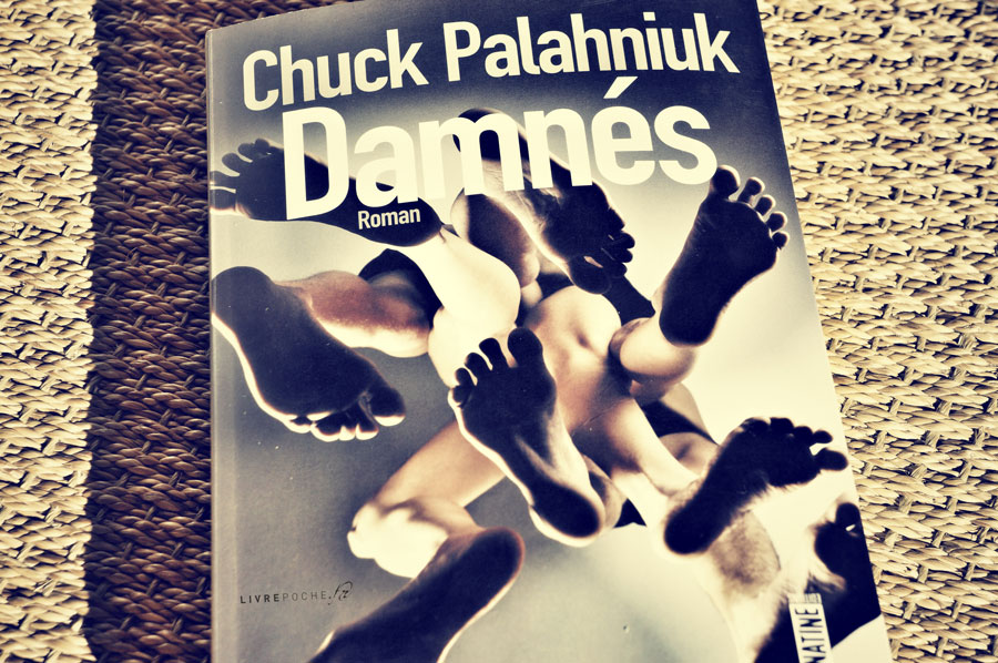 Damnés de Chuck Palahniuk par Livrepoche.fr