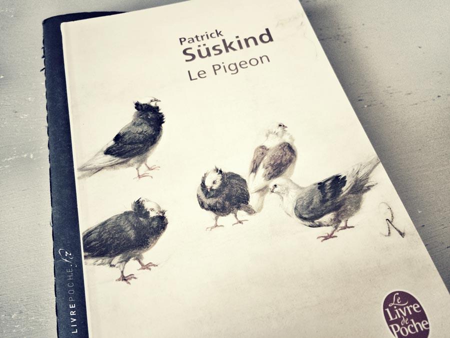 Le Pigeon de Patrick Süskind par Livrepoche.fr