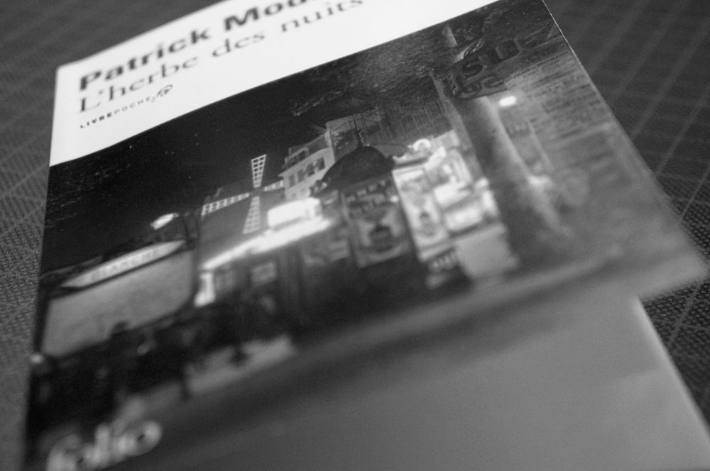 LHerbe Des Nuits De Patrick Modiano Par Livrepochefr