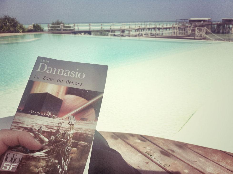 La Zone du Dehors d'Alain Damasio par livrepoche.fr