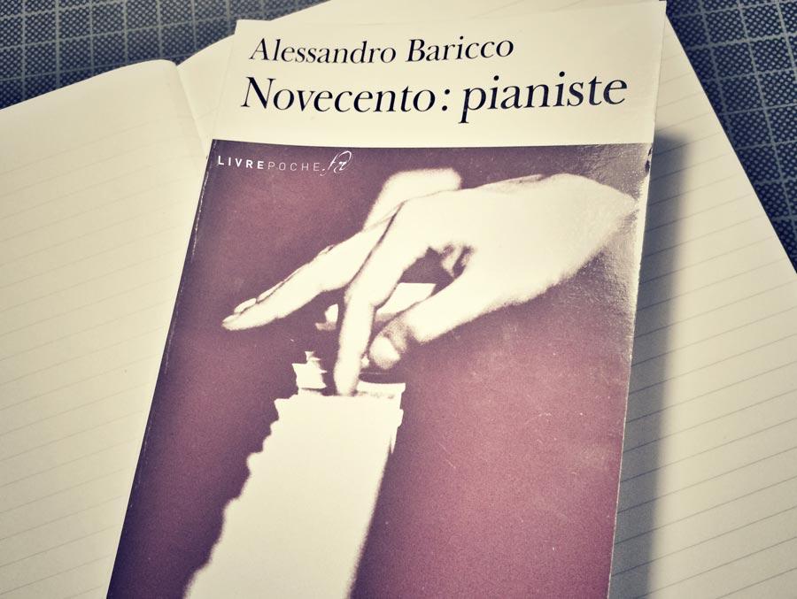 Novecento : pianiste d'Alessandro Baricco par Livrepoche.fr