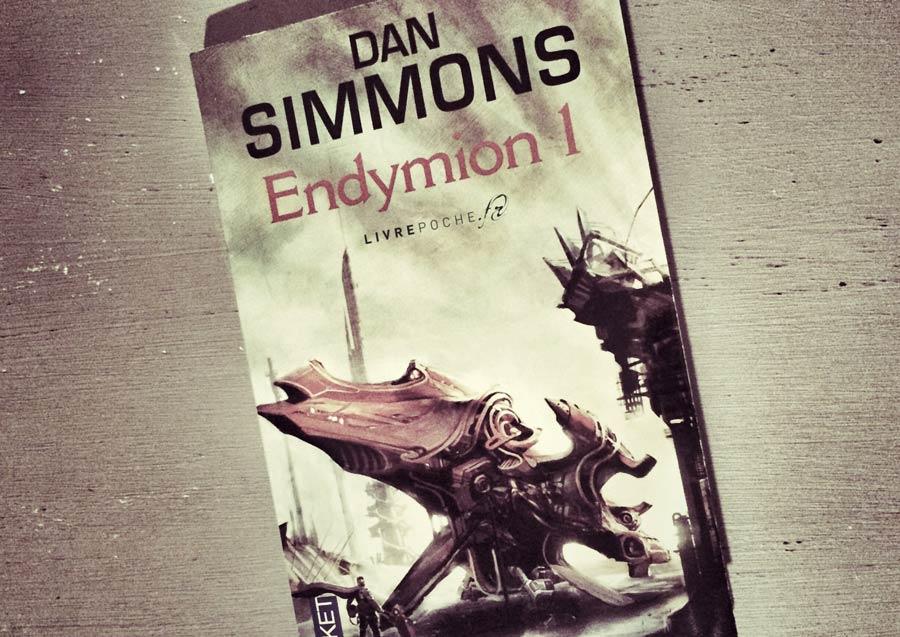 Endymion 1 de Dan Simmons par Livrepoche.fr