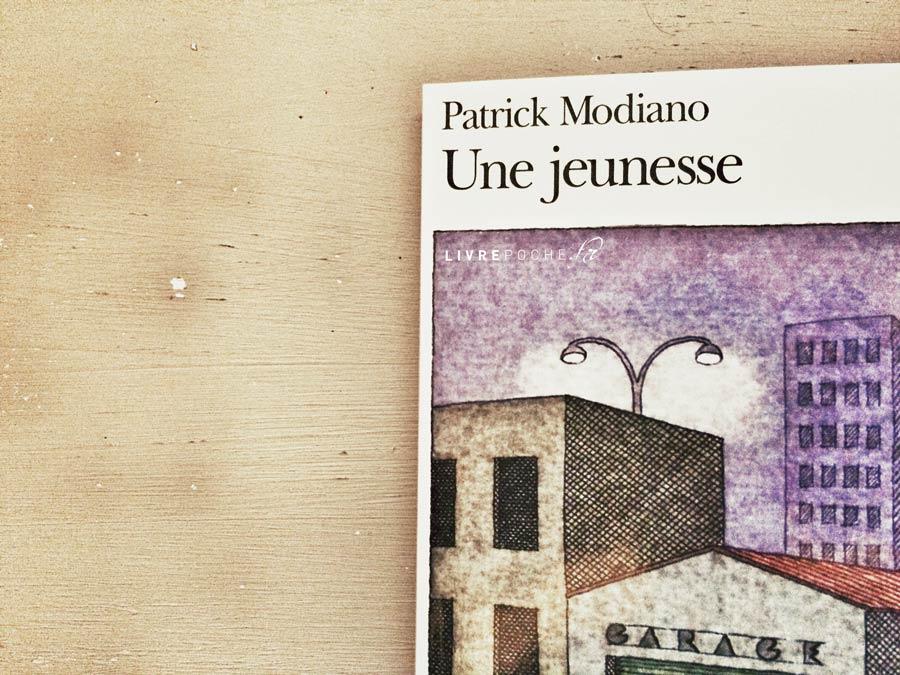 Une jeunesse de Patrick Modiano par Livrepoche.fr