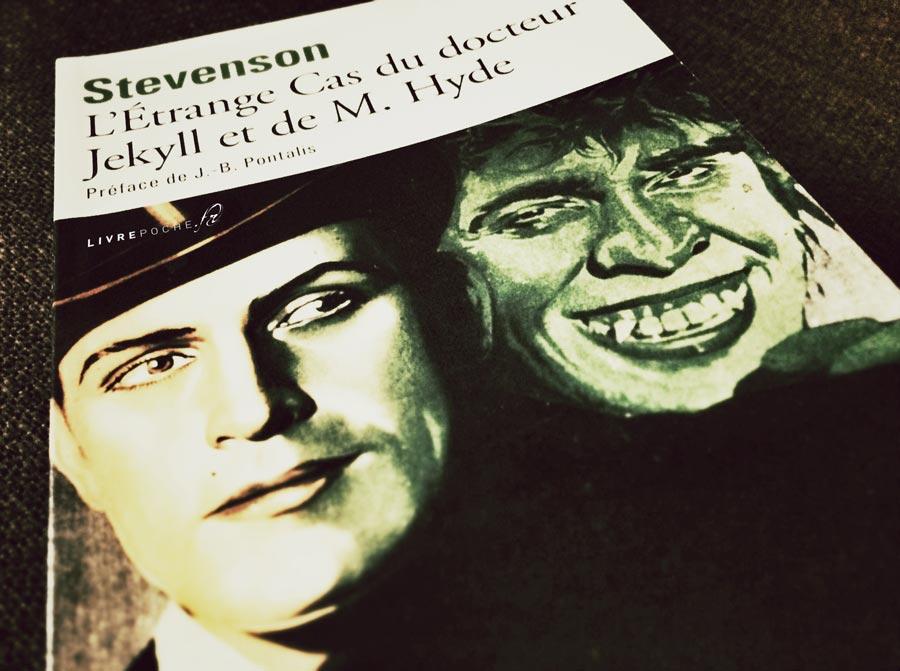 L'Étrange Cas du docteur Jekyll et de M. Hyde de Stevenson par Livrepoche.fr