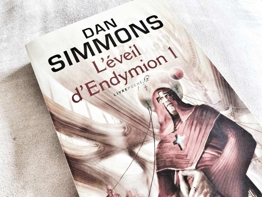 L'éveil d'Endymion 1 de Dan Simmons par Livrepoche.fr