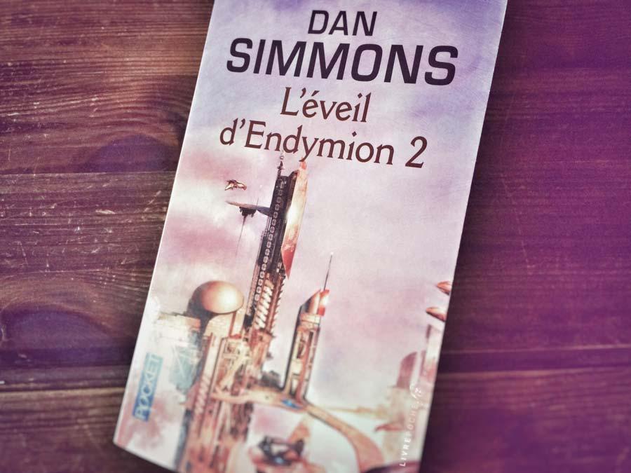 L'éveil d'Endymion 2 de Dan Simmons par Livrepoche.fr