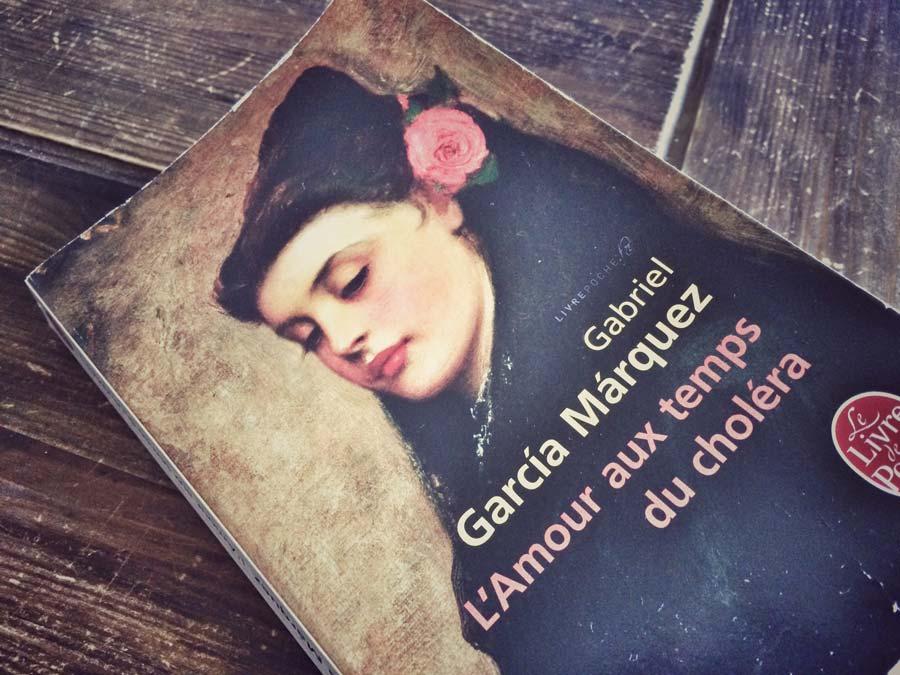 L'Amour aux temps du choléra de Gabriel Garcia Marquez par Livrepoche.fr