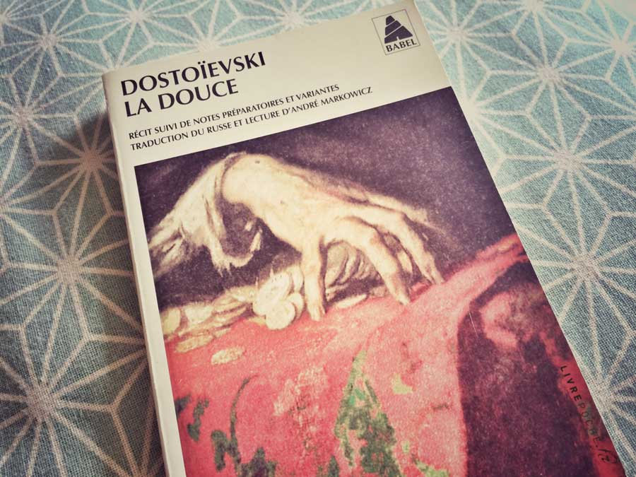 La douce de Dostoïevski par Livrepoche.fr