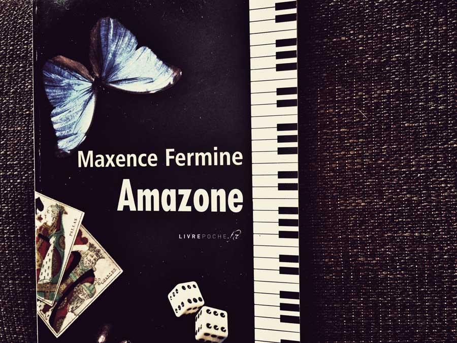 Amazone de Maxence Fermine par Livrepoche.fr