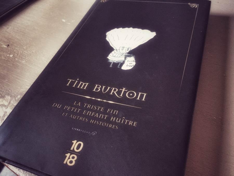 La triste fin du petit enfant huître de Tim Burton