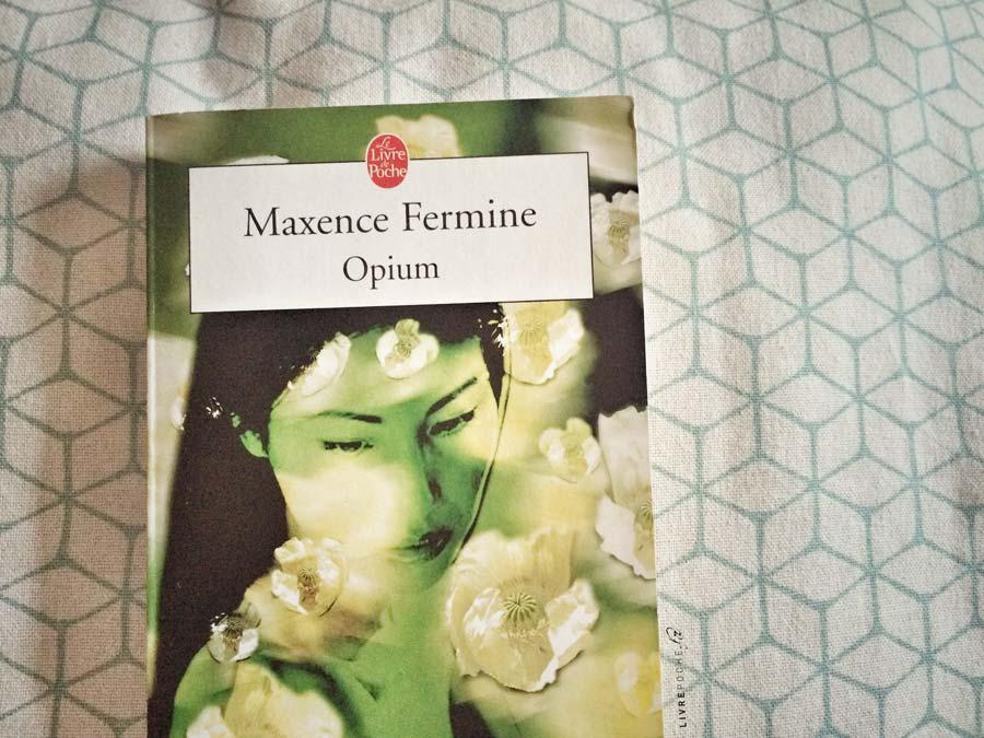 Opium de Maxence Fermine par Livrepoche.fr