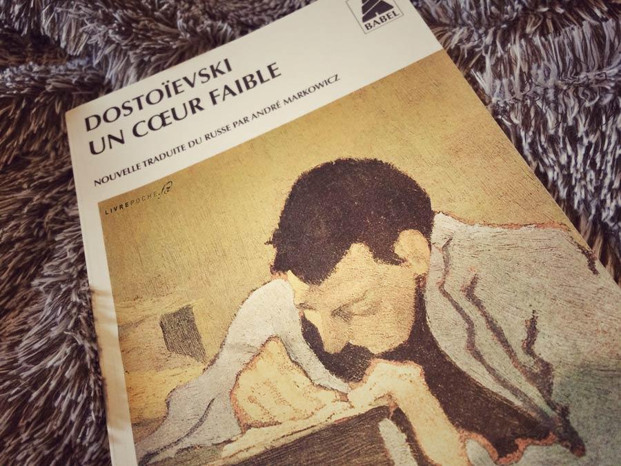 Un coeur faible de Dostoïevski par Livrepoche.fr