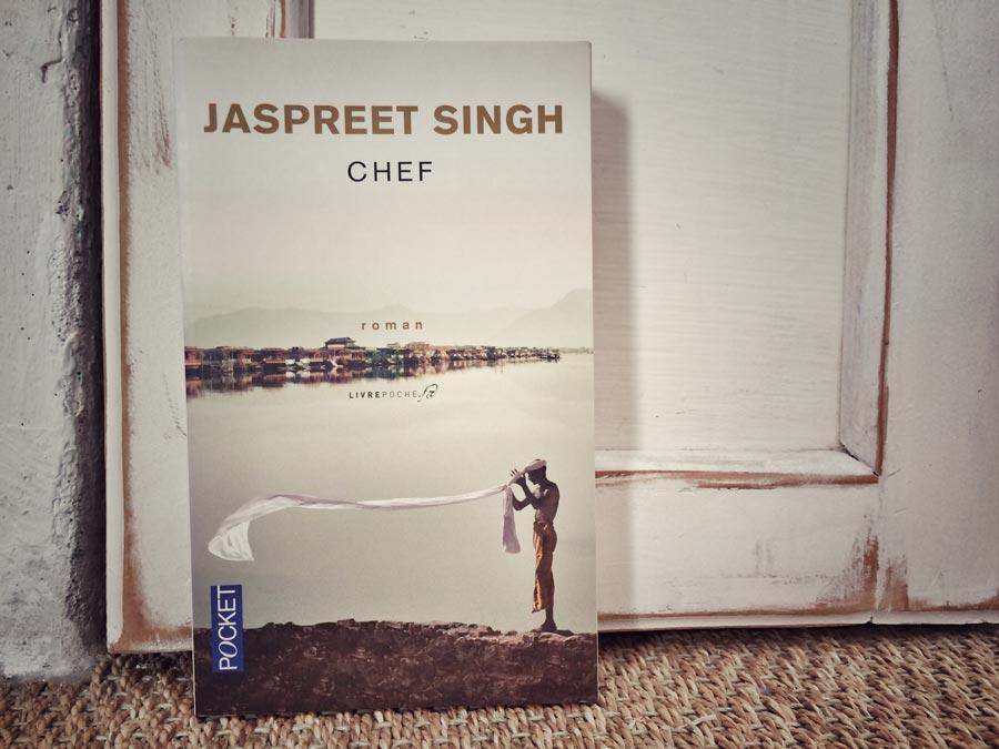 Chef de Jaspreet Singh par Livrepoche.fr