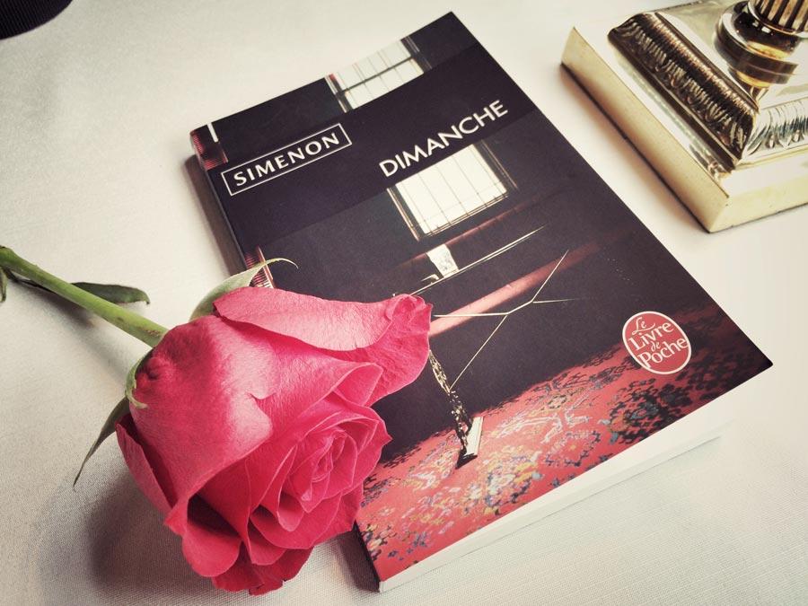 Dimanche de Simenon par Livrepoche.fr