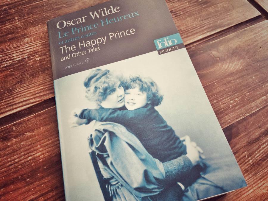 Le prince heureux et autres contes d'Oscar Wilde par Livrepoche.fr