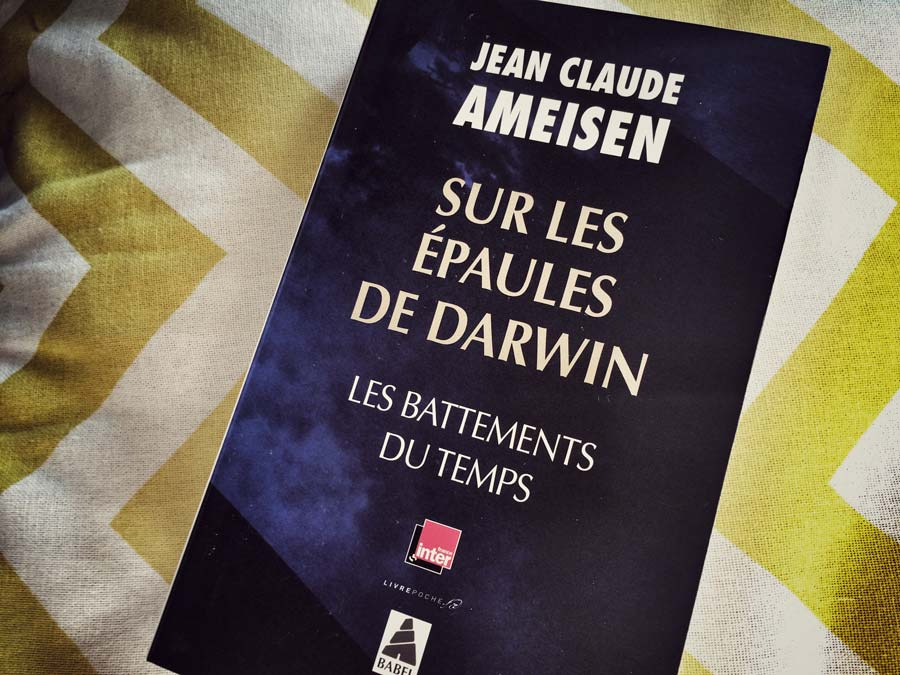 Les battements du temps de Jean Claude Ameisen par Livrepoche.fr