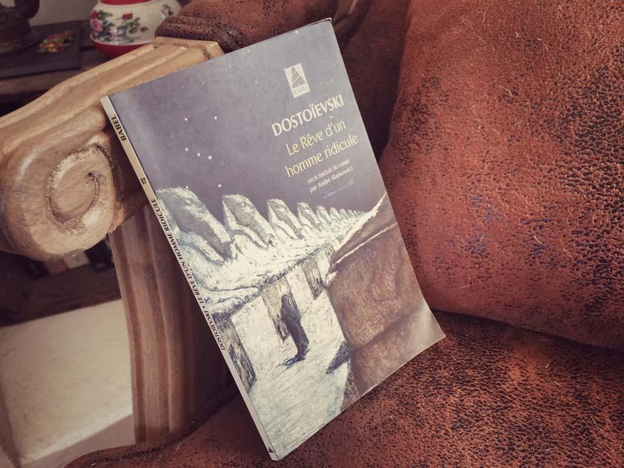Le Rêve d'un homme ridicule de Dostoïevski par Livrepoche.fr