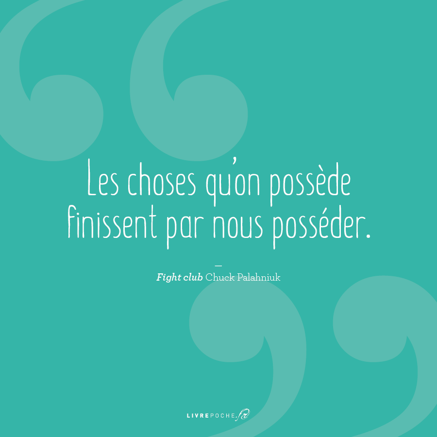 Citation2 Fight club de Chuck Palahniuk par Livrepoche.fr