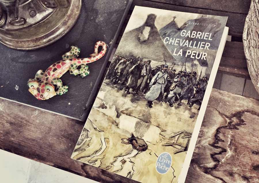 La peur de Gabriel Chevallier par Livrepoche.fr