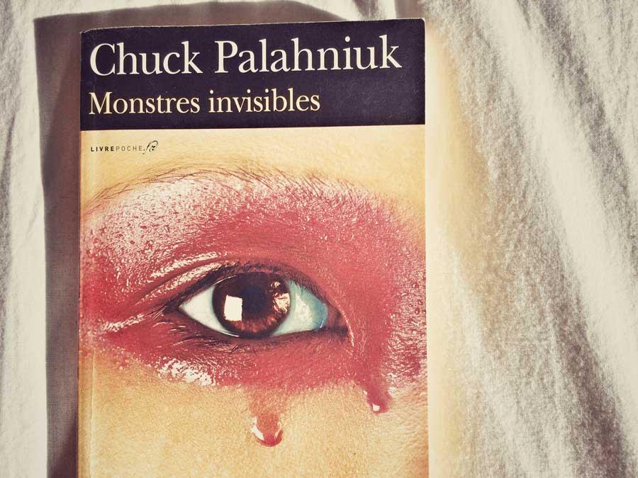 Monstres invisibles de Chuck Palahniuk par Livrepoche.fr
