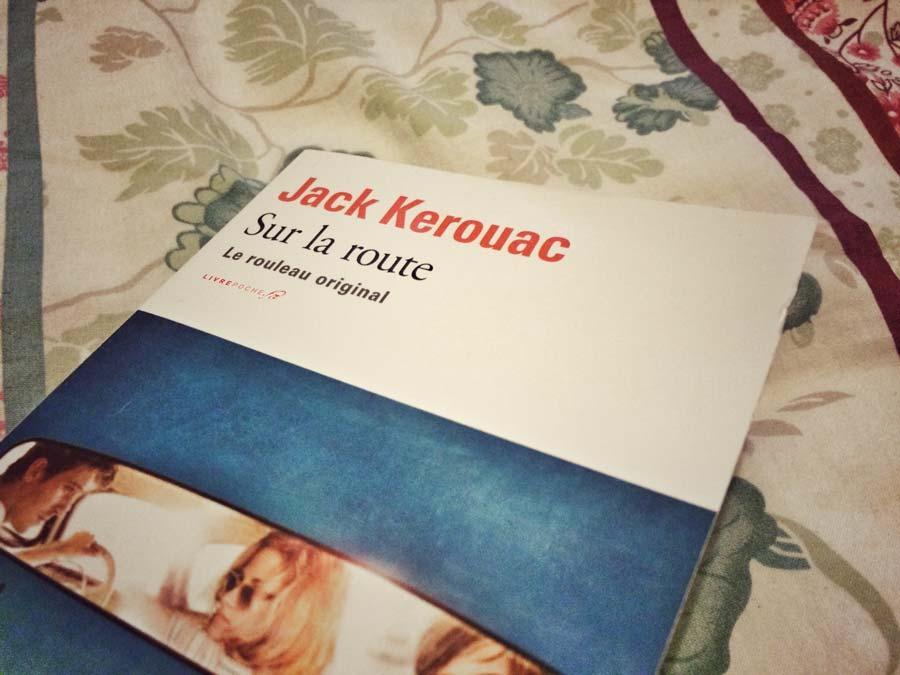 Sur la route de Jack Kerouac par Livrepoche.fr