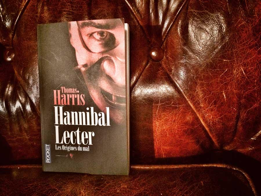 Hannibal Lecter (Les Origines du mal) de Thomas Harris par Livrepoche.fr