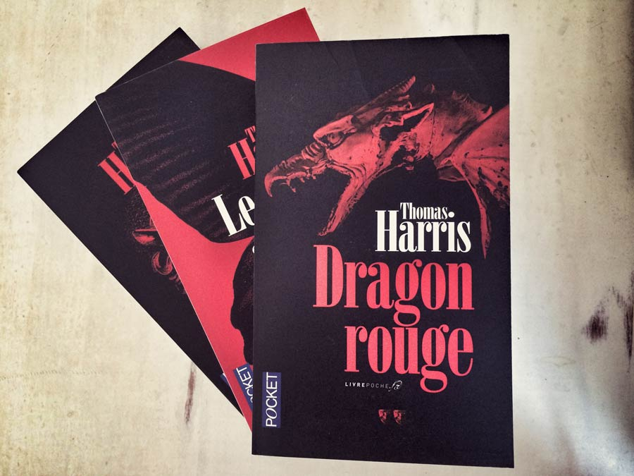 Dragon rouge de Thomas Harris par Livrepoche.fr