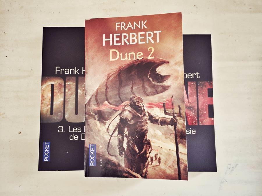 Dune tome 1 partie 2 de Frank Herbert par Livrepoche.fr