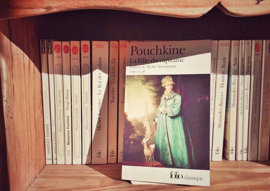 La fille du capitaine d'Alexandre Pouchkine par Livrepoche.fr