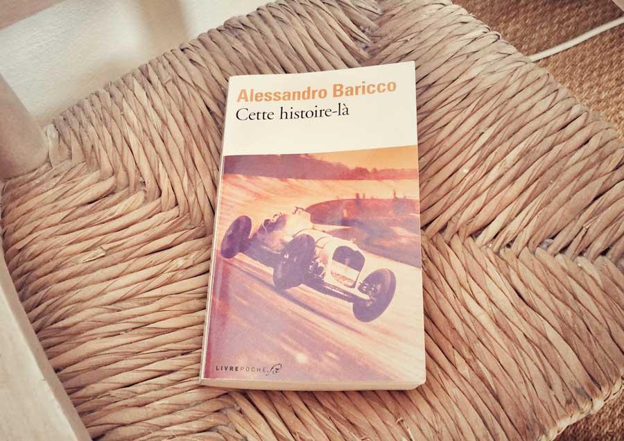 Cette histoire-là d'Alessandro Baricco par Livrepoche.fr