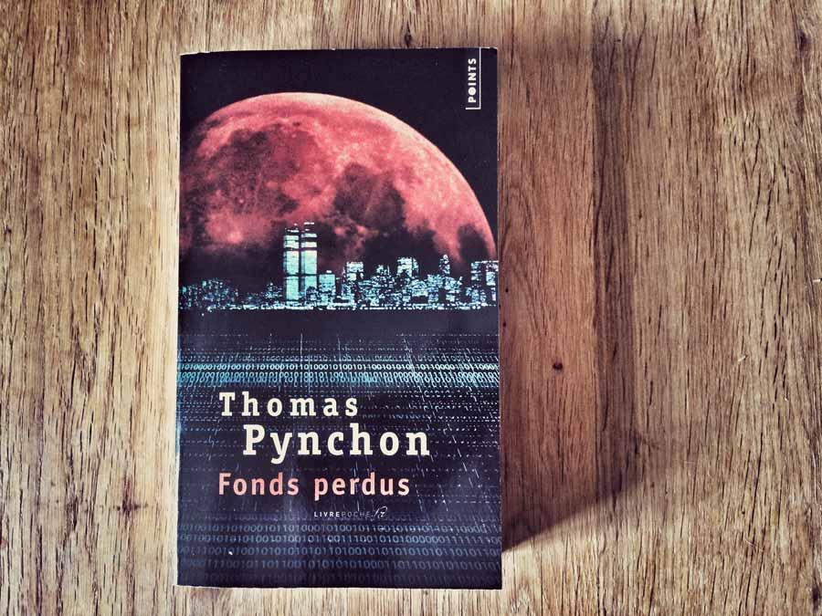 Fonds perdus de Thomas Pynchon par Livrepoche.fr