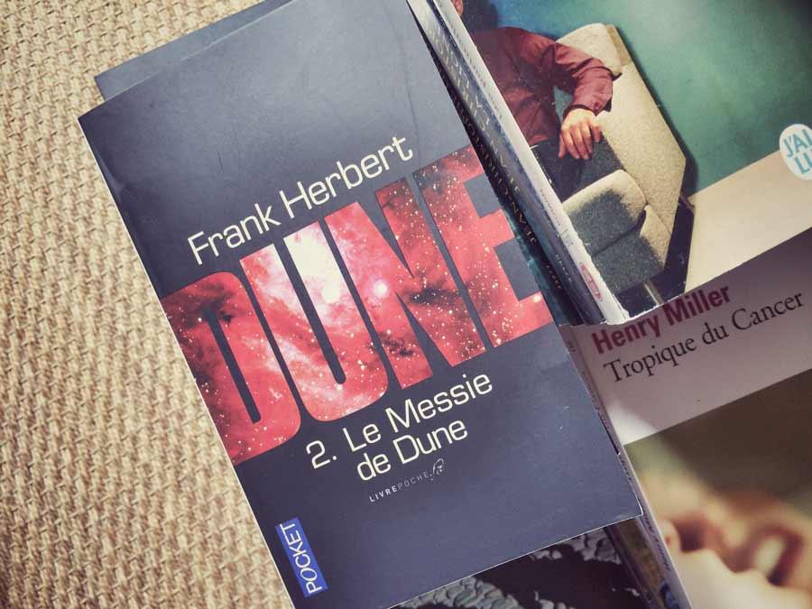 Dune 2 - Le messie de Dune de Franck Herbert par Livrepoche.fr