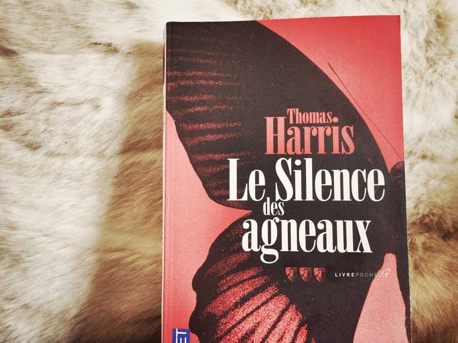 Le silence des agneaux de Thomas Harris par Livrepoche.fr
