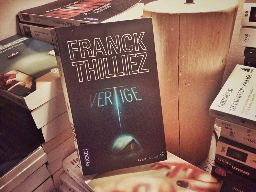 Vertige de Franck Thilliiez par Livrepoche.fr