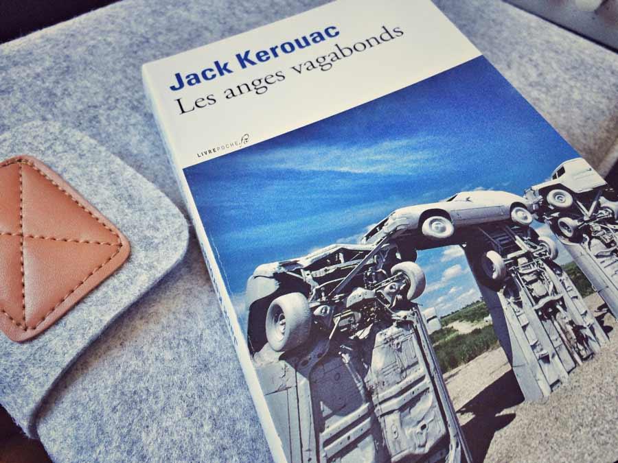 Les anges vagabonds de Jack Kerouac par Livrepoche.fr