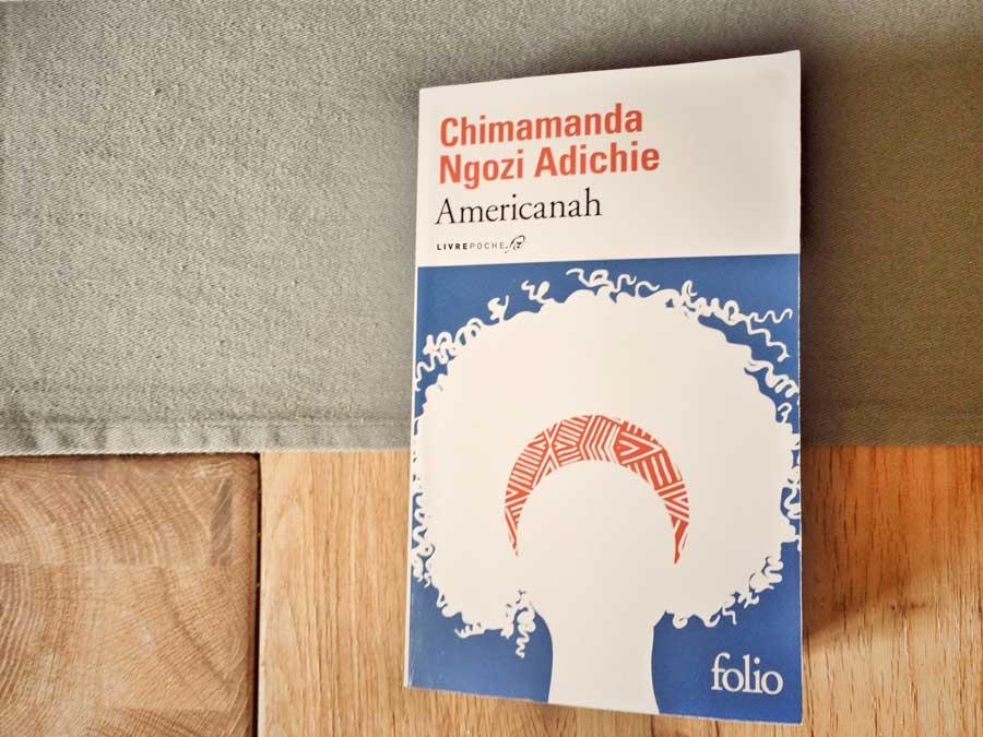 Americanah de Chimamanda Ngozi Adichie par Livrepoche.fr