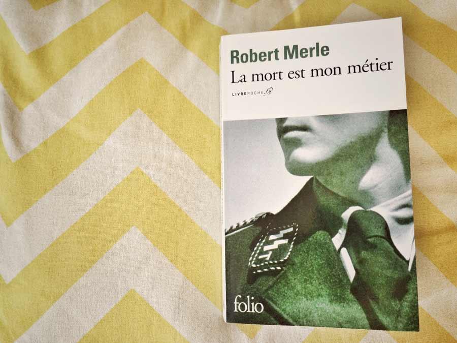 La mort est mon métier de Robert Merle par Livrepoche.fr