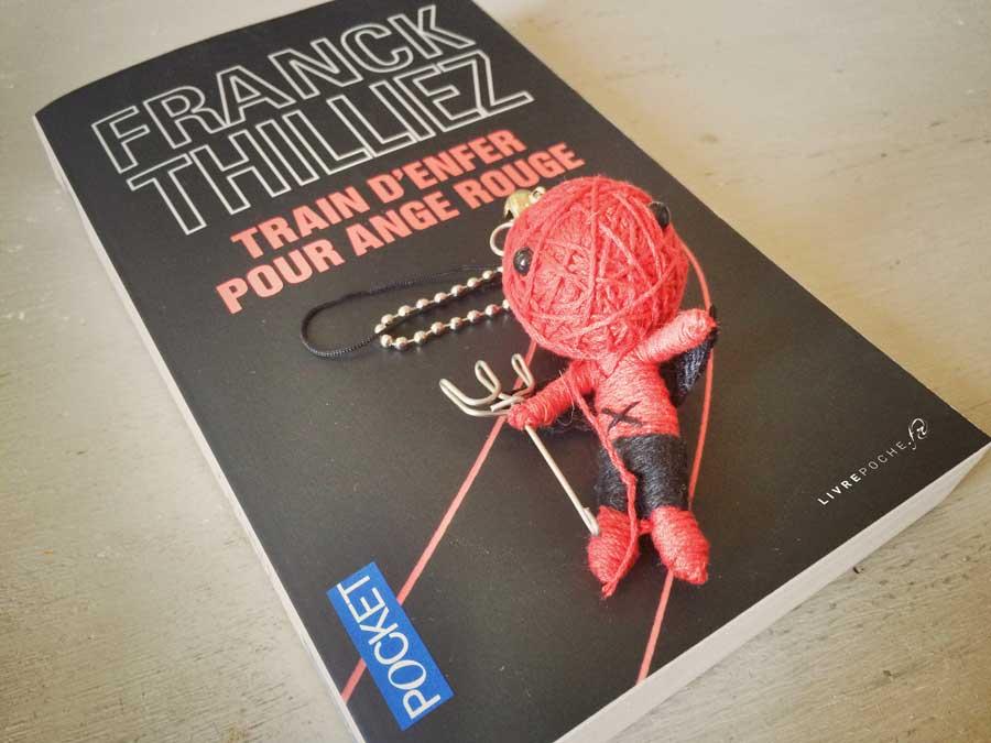 Train d'enfer pour ange rouge de Franck Thilliez par Livrepoche.fr