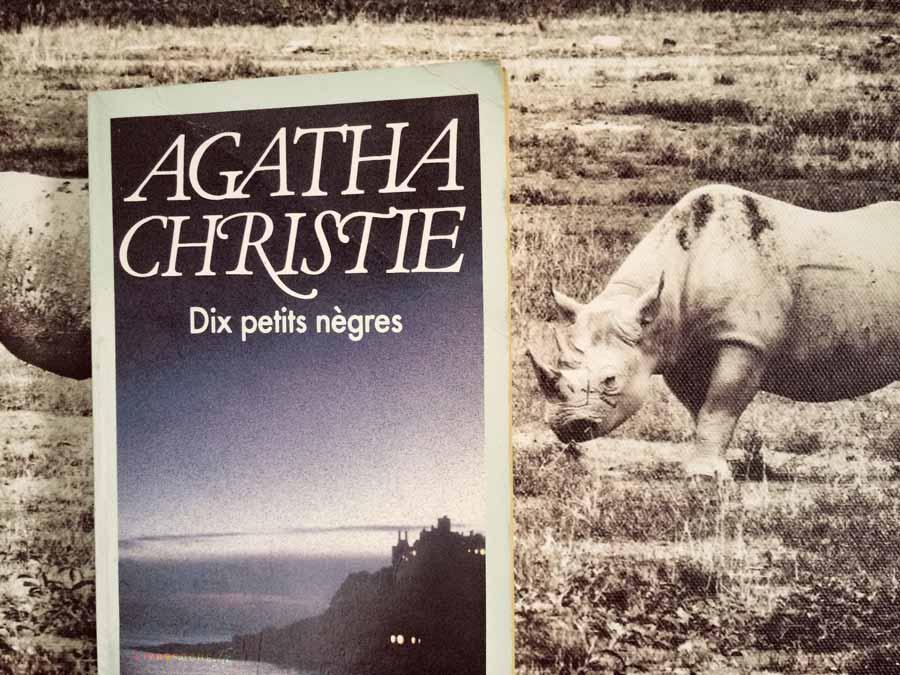 Dix petits nègres d'Agatha Christie par Livrepoche.fr