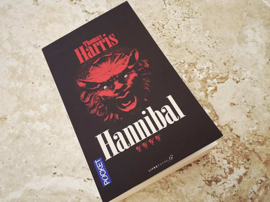 Hannibal de Thomas Harris par Livrepoche.fr
