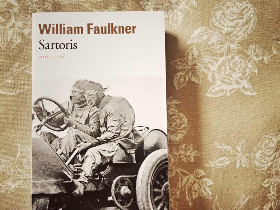 Sartoris de William Faulkner par Livrepoche.fr