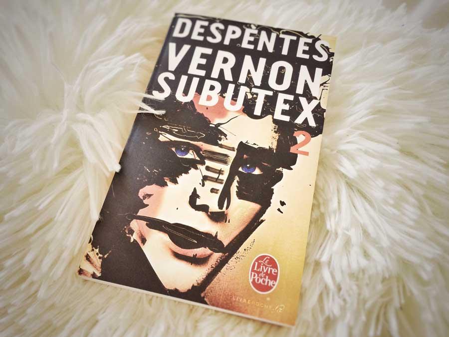 Vernon Subutex T2 de Virginie Despentes par Livrepoche.fr