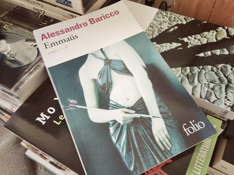 Emmaüs d'Alessandro Baricco par Livrepoche.fr